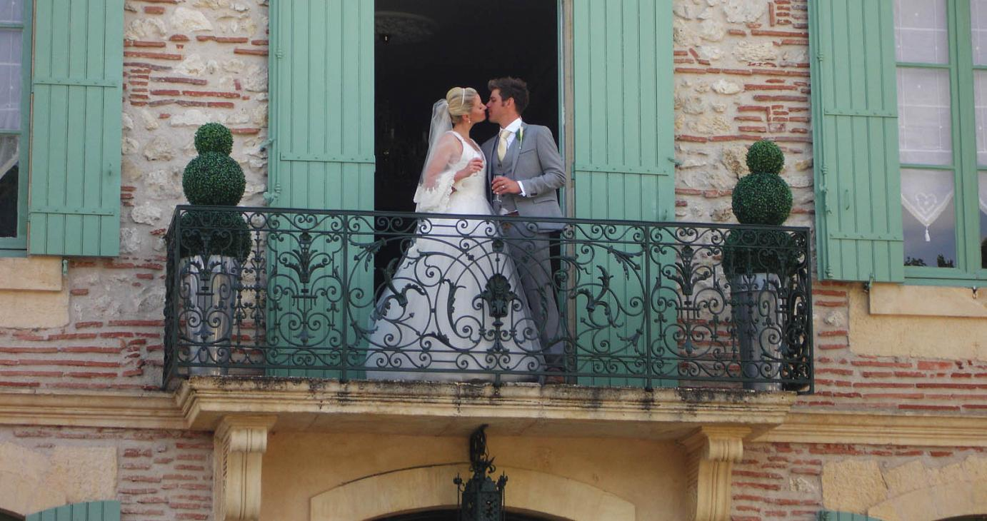 Weddings and group events functions organisation management in French countryside, near Agen, SW France